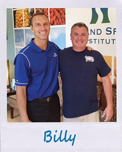 Chiropractic Pawleys Island SC Testimonial Billy
